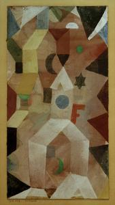 Chapel by Paul Klee