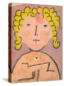 'Clever Child (Kluges Kind)', 1937, (1939) by Paul Klee