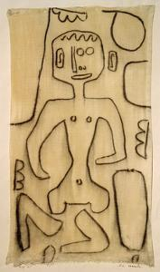 Collect Oneself by Paul Klee