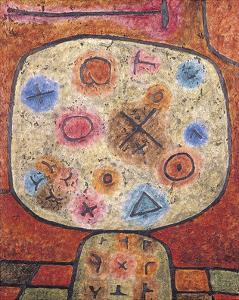 Composition by Paul Klee