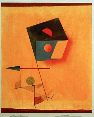 Conqueror by Paul Klee