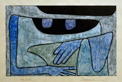 Daemonie by Paul Klee