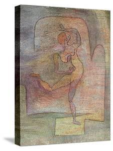 Dancer, 1932 by Paul Klee