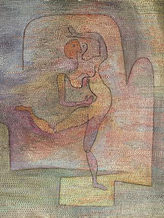 Dancer, 1932 by Paul Klee