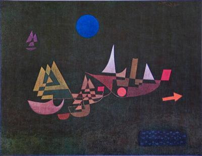 Departure of the Ships, 1927 by Paul Klee