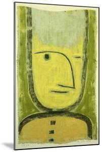 Der Gelb-Grune by Paul Klee