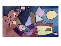 Wi (In Memoriam)-Paul Klee-Giclee Print