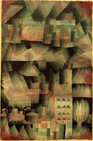 Dream City by Paul Klee