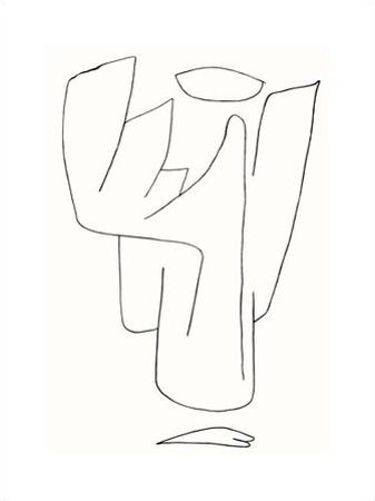 Engelsam, c.1939 by Paul Klee