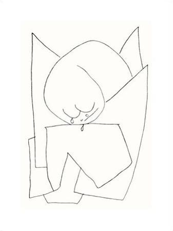 Es Weint, c.1939 by Paul Klee