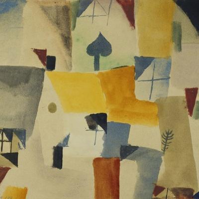 Fenster by Paul Klee
