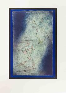 Fischbild by Paul Klee