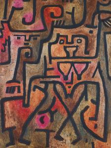 Forest Witches, 1938 by Paul Klee