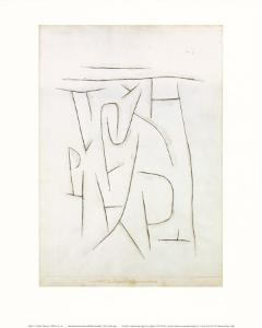 Fragments of the Area from Long Ago, c.1937 by Paul Klee