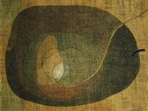Fruit by Paul Klee
