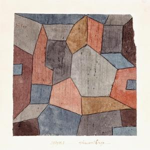 Hauser-Enge by Paul Klee