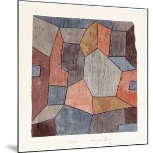 Hauser-Enge by Paul Klee
