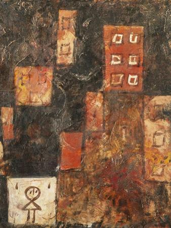 Hausertreppe by Paul Klee