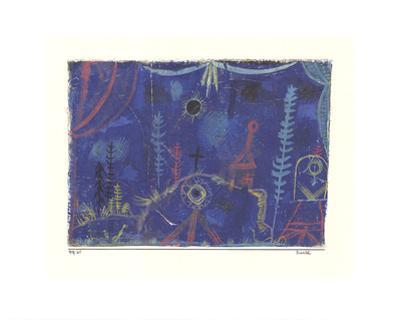 Hermitage by Paul Klee