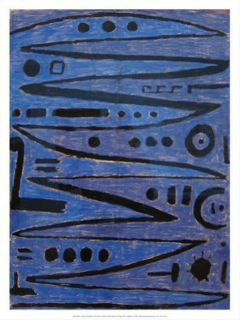 Heroic Strokes of the Bow, 1938 by Paul Klee