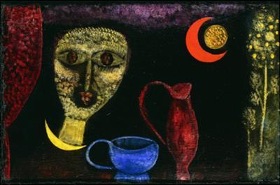 Keramisch-Mystisch (In Der Art Eines Stillebens) by Paul Klee