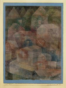 Last Village in the PH Valley by Paul Klee