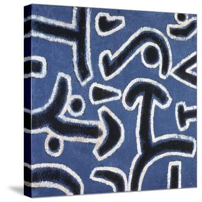 Ludus Mantis by Paul Klee