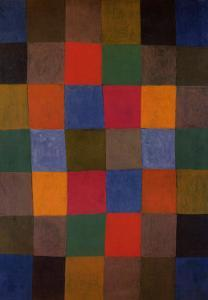 New Harmony, 1936 by Paul Klee