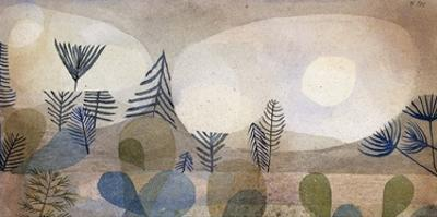 Oceanic Landscape by Paul Klee