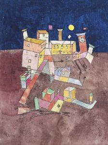 Partie by Paul Klee