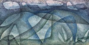 Rainy Day; Regentag by Paul Klee
