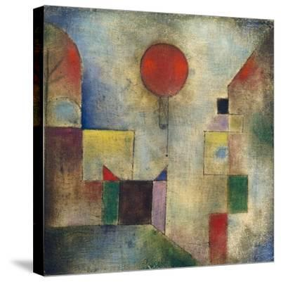 Red balloon by Paul Klee