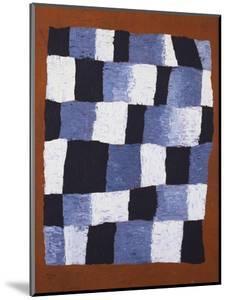 Rhythmically; Rhythmisches by Paul Klee