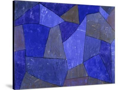 Rocks at Night by Paul Klee