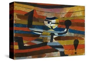 Runner - Hooker - Boxer, 1920 by Paul Klee