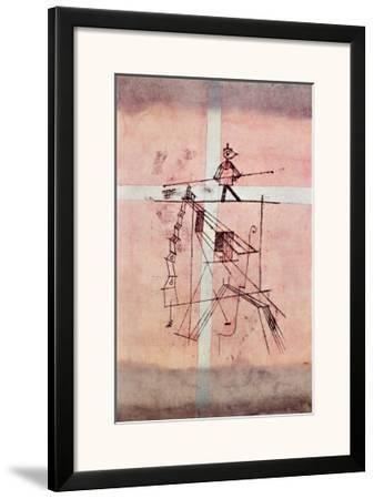Seiltanzer by Paul Klee