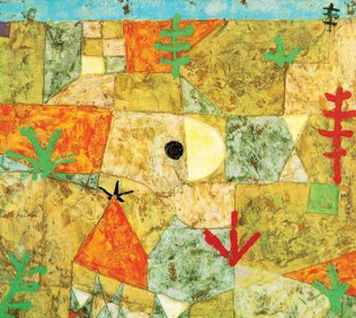 Southern Gardens by Paul Klee