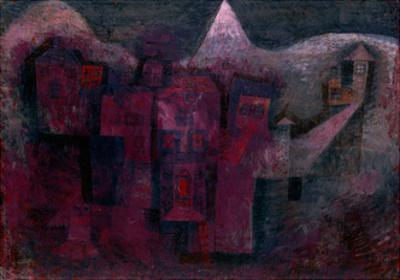 Southern Mountain Village by Paul Klee