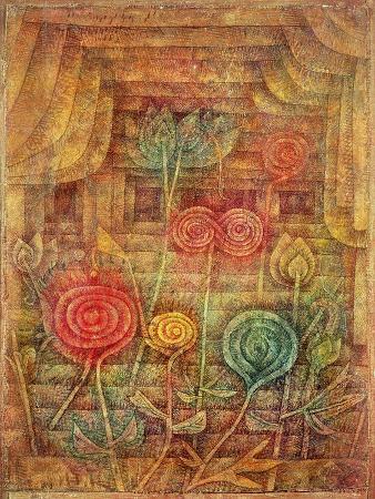 paul-klee-spiral-flowers