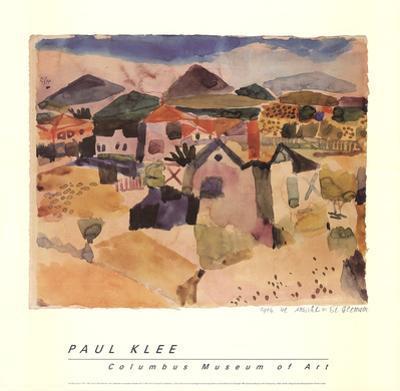 St. Germain by Paul Klee