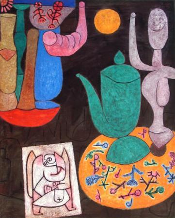 Still Life, 1940 by Paul Klee
