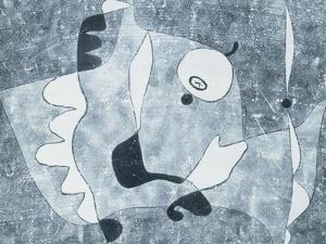 Still Life with Apple; Stilleben Mit Dem Apfel by Paul Klee