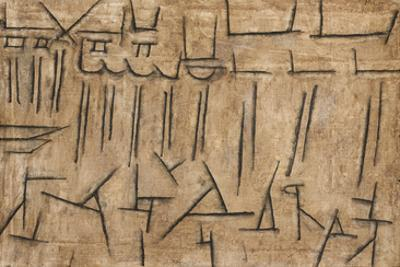 Templefest by Paul Klee