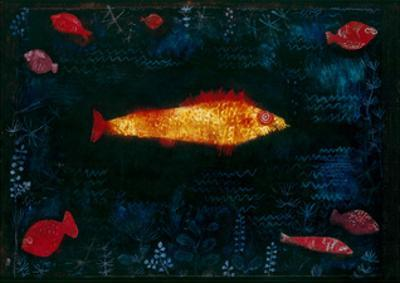 The Golden Fish, 1925 by Paul Klee