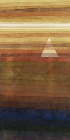The Intercessor by Paul Klee