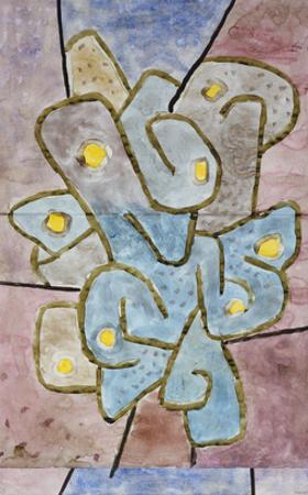 The Lemon Tree; Der Sauerbaum by Paul Klee