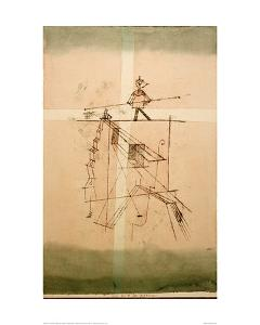 Tightrope Walker by Paul Klee