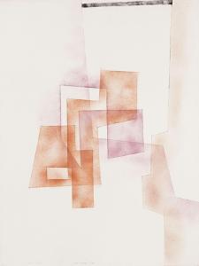 To the White Door; Sum Weissen Tor by Paul Klee