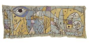 Troubled by Paul Klee