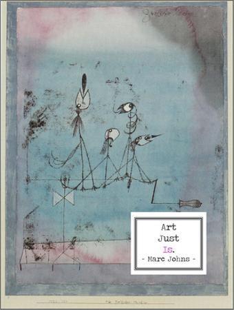Twittering Machine, 1922 by Paul Klee